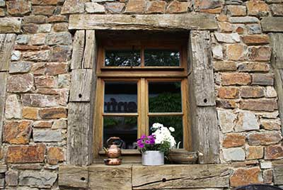 Teak Windows